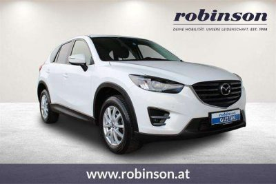 Mazda CX-5 CD150 AWD Attraction bei Autohaus Robinson KG in