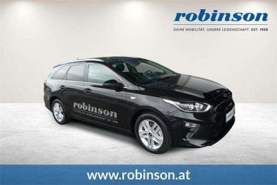 Kia Ceed SW / cee'd SW ceed SW 1,6 CRDi ISG Silber DCT bei Autohaus Robinson KG in
