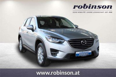 Mazda CX-5 G165 Attraction bei Autohaus Robinson KG in
