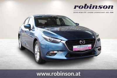 Mazda 3 Sport G120 Attraction bei Autohaus Robinson KG in