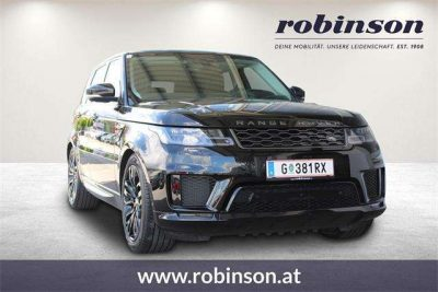 Land Rover Range Rover Sport 2,0 Si4 PHEV Plug-in Hybrid HSE bei Autohaus Robinson KG in