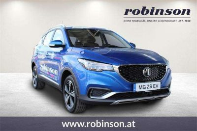 MG ZS EV Luxury bei Autohaus Robinson KG in