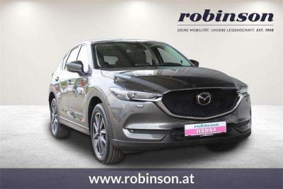 Mazda CX-5 CD175 AWD Revolution Top bei Autohaus Robinson KG in