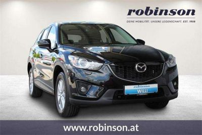 Mazda CX-5 2,0i AWD Attraction bei Autohaus Robinson KG in