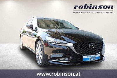 Mazda 6 Sport Combi CD184 Revolution Top AWD bei Autohaus Robinson KG in