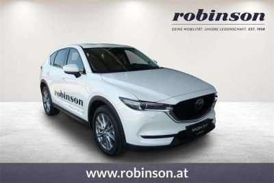 Mazda CX-5 CD184 AWD Revolution Top SD bei Autohaus Robinson KG in