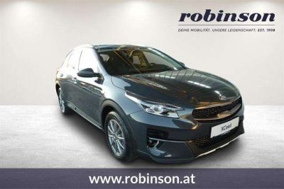 Kia XCeed Xceed 1,5 TGDI 48V GPF Silber DCT bei Autohaus Robinson KG in